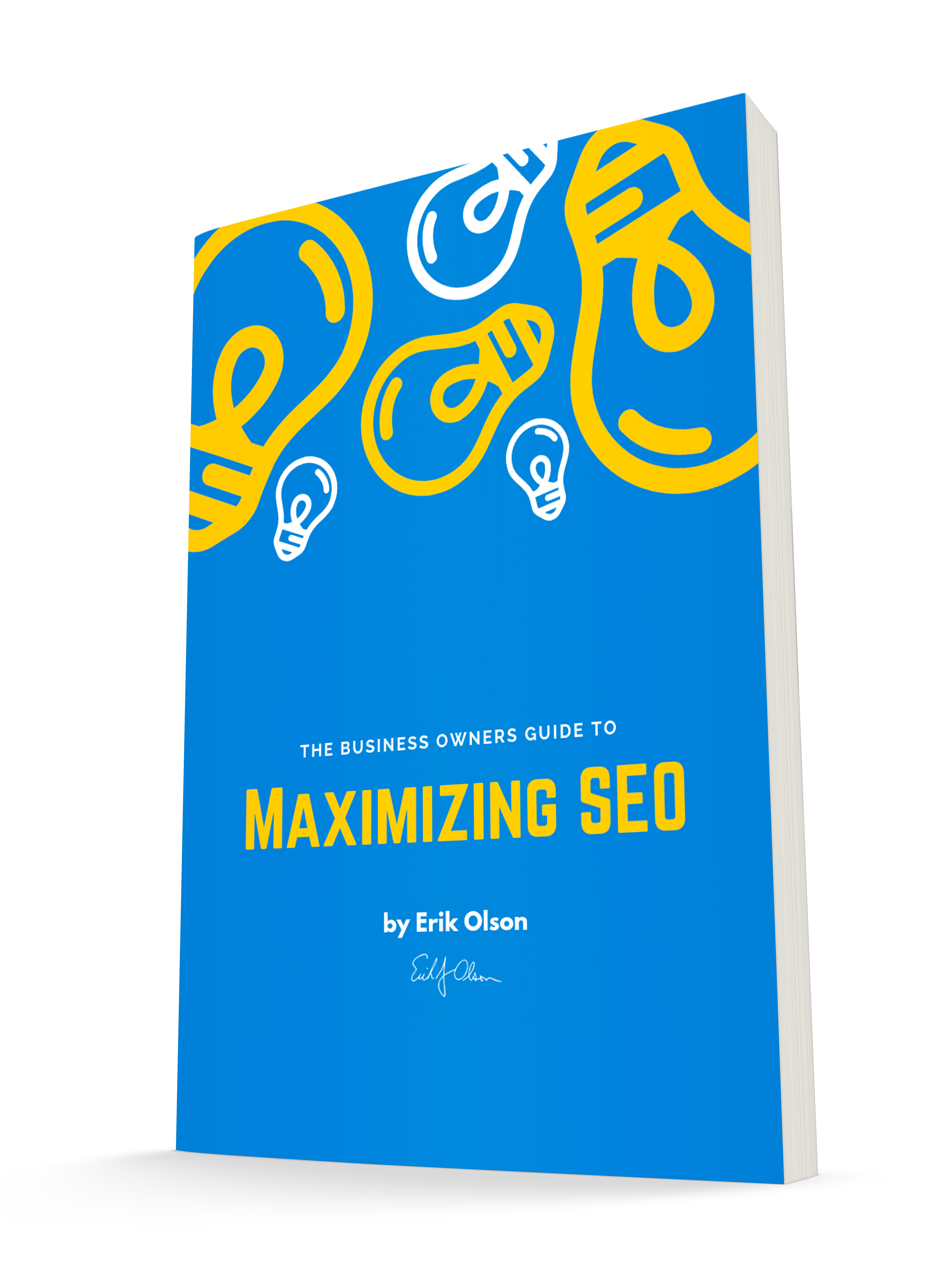 seo ebook cover
